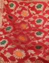 Banarasi Dyeable Silk Fabrics