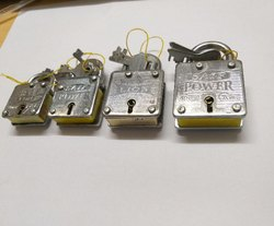 Saif Silver Safety Padlocks, Packaging Size: 10 - 20 Pieces
