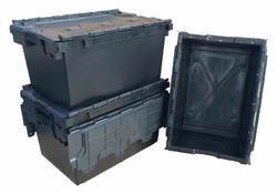 Heavy Duty Plastic Storage Bin