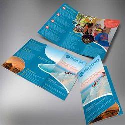 tri fold brochure design service in india