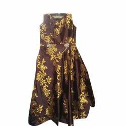 Cotton One Piece Anarkali Gown