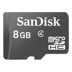 Sandisk Memory Cards, Memory Size: 8 & 128 GB