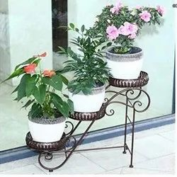 MS Flower Pot Stand