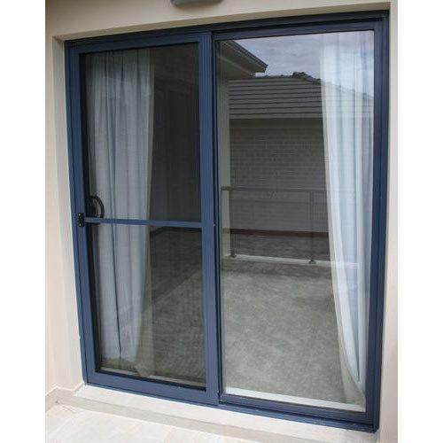 Aluminium Slider Door  sc 1 st  IndiaMART & Aluminium Slider Door at Rs 175 /square feet | Aluminium Sliding ...