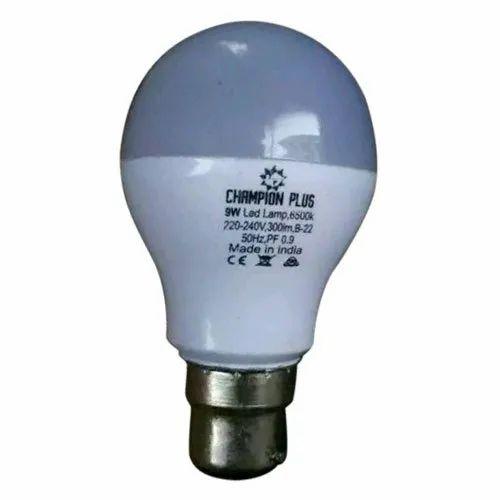 Champion Led Bulb Base Type B22 Rs