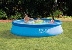 Intex 12 Feet Diameter Inflatable Swimming Pool