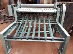 Non Woven Roll Cutting Machine in Ahmedabad, नॉन वोवन रोल