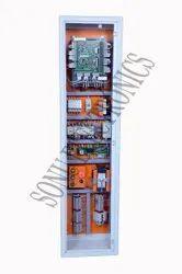 Sonu lift control panel