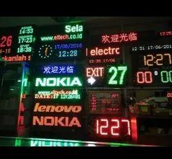 Stock Market LED Display