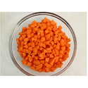 Dry Carrot Cubes