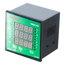 3 Phase Panel Mounted Multi functional energy Meter