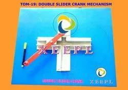 Double Slider Crank