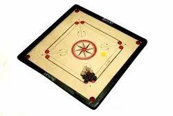 Wood Black SO Carrom Board - 32 inch