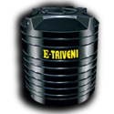 E Triveni Double Layer Water Storage Tank