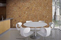 Cork Made 3d Tiles For Wall