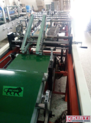 Corrugated Pasting Machine
