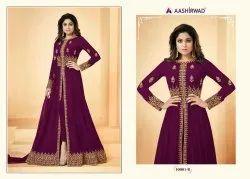 Wedding Wear Aashirwaad Georgette Suit