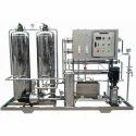 RO 1500 LPH SS Plant