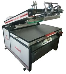 Combo Clamshell Flat Screen Printing Machine