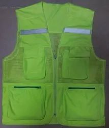 Metro Florescent Reflective Jacket - 1420