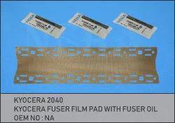 Kyocera Fuser Film Pad with Fuser Oil