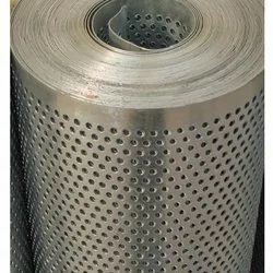 Aluminum Perforated Coil