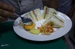 Fresh Veg Sandwich