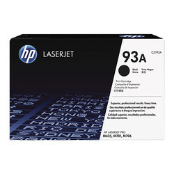 HP 93A New Toner Cartridge