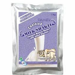 Chelated Milkshakti, Packaging Type: Packet, Packaging Size: 1 Kg