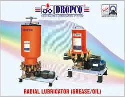 Radial Lubricator (Grease / Oil)