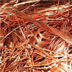 Coper Golden copper scrap, For Electric Wire, Grade: Grade A