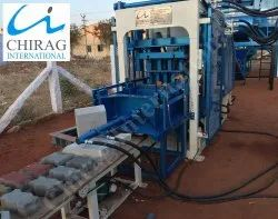 Multi Function Chirag Pallet Free Block Machine