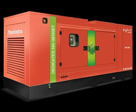 125kva Mahindra Gas Generator, 100KW, Legend Power