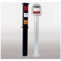 Solar Flash Light Delineator