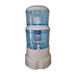 ABS Plastic Semi-Automatic 20 Litre Water Purifier