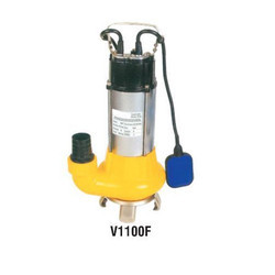 Dewatering Pump With Float V1100F