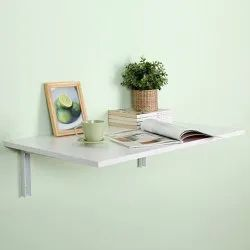 Wall Mounted Folding Study Table