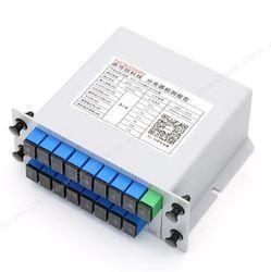 SC UPC 1x16 PLC Splitter Card Insertion Type