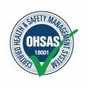 Ohsas 18001: Occupational Health, New Certification
