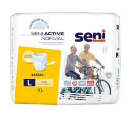 Men & Women Seni Active Normal Adult Pull Ups - Seni, Waist Size: 29-40''