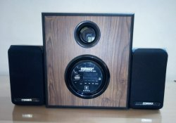 Wooden Home Theater