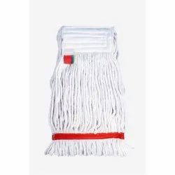 JS SS & PLASTIC Cotton Mop refill, For Floor Cleaning, Size: 6-9 Inch