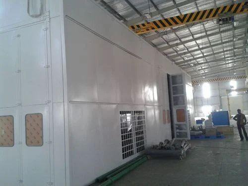 Mild Steel Sound Proof Cabinets