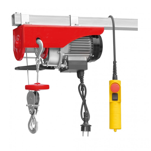 Stainless Steel Damar Electric Hoist, Capacity: 0.5-20 Ton