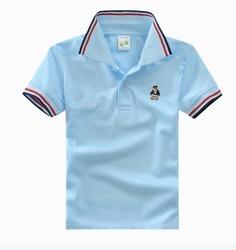 Light Blue School Summer T-Shirt