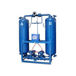 Heatless Compressed Air  Dryers