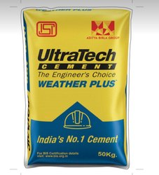 Utratech Cement, Packaging Size: 50kg