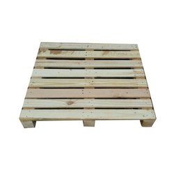 Rectangular Soft Wood Babool Wood Pallet
