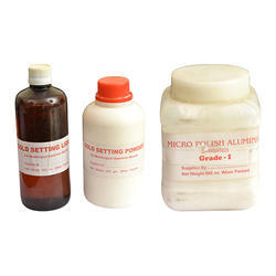 Qualitech Systems Alumina Paste & Alumina Powder, 1kg