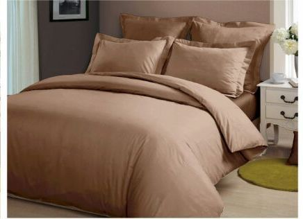 Cotton Plain Avon Double Bed Sheet, How Big Is A Double Bed Sheet In Cm